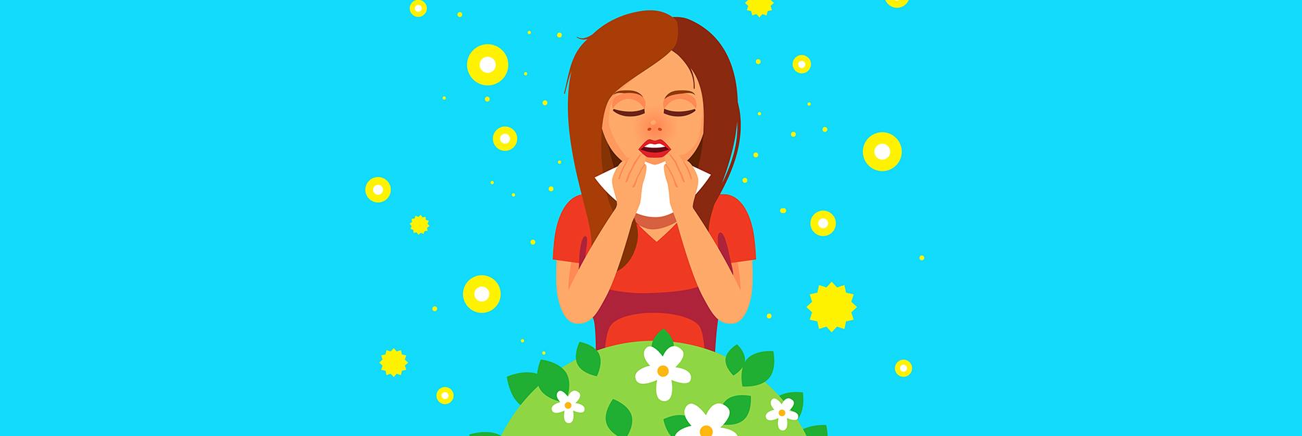 pollen count